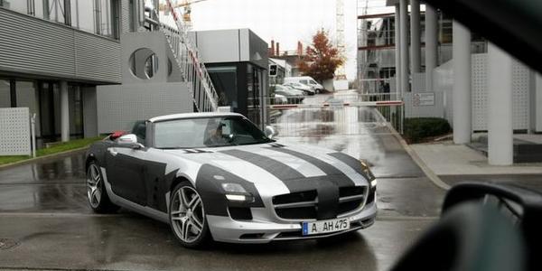 Mercedes_SLS_Roadster_spyshot-2