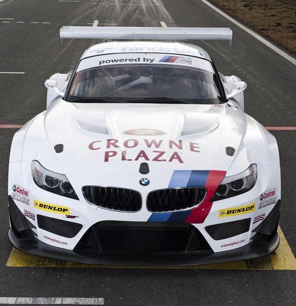 Bmw Z4 Gt3 Top Speed: BMW Z4 GT3 2011 : Toujours Aussi... Couillue
