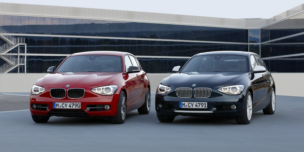 The new BMW 1 Series, Sport and Urban Line (06/2011)