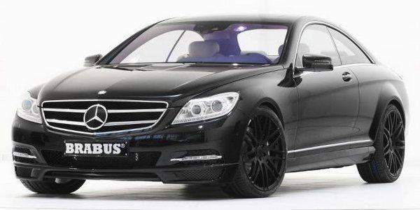 Brabus-B50-520-2011-Mercedes-CL-1