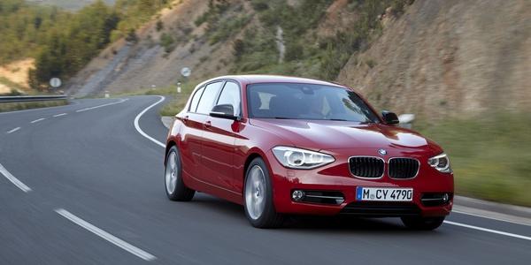 The new BMW 1 Series, Sport Line (06/2011)