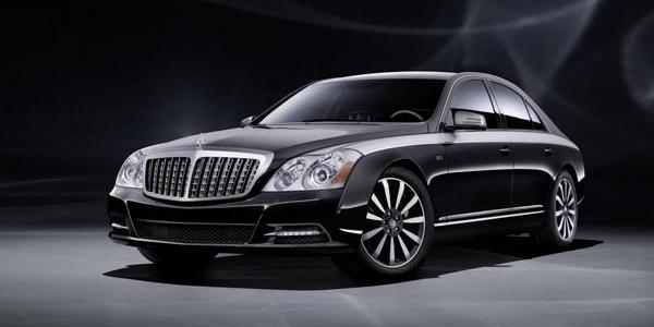 Maybach Edition 125-0