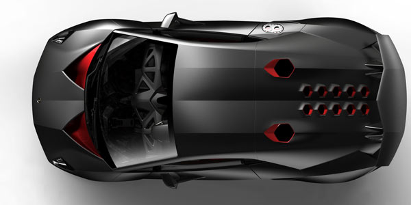 Lamborghini Sesto Elemento confirme