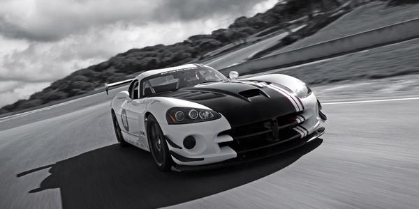 2010 Dodge Viper SRT10 ACR-X.