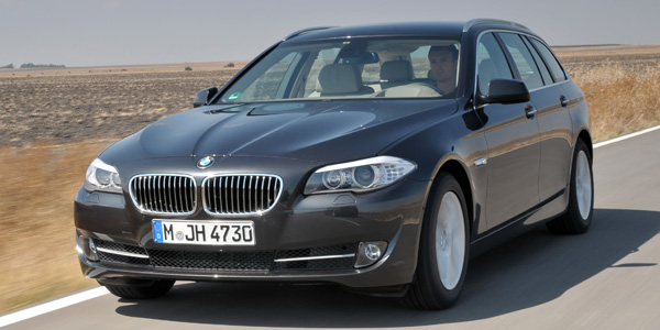 BMW 5 SERIES - NEW ENGINES - 09.2011
