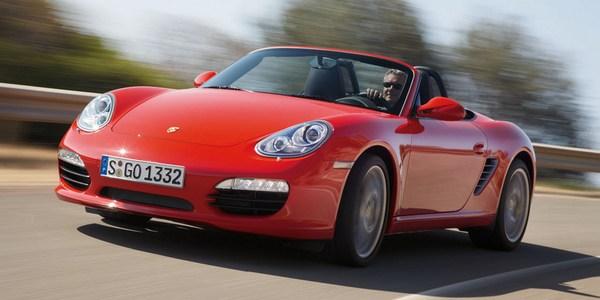 Porsche Boxster, Boxster S
