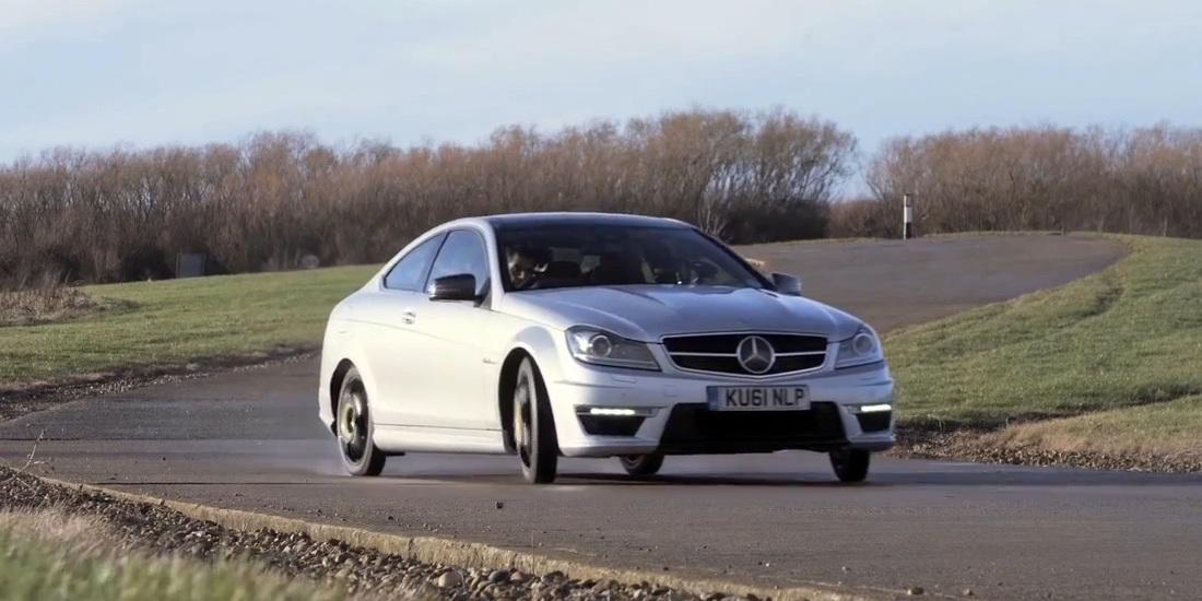 Mercedes-C63-AMG