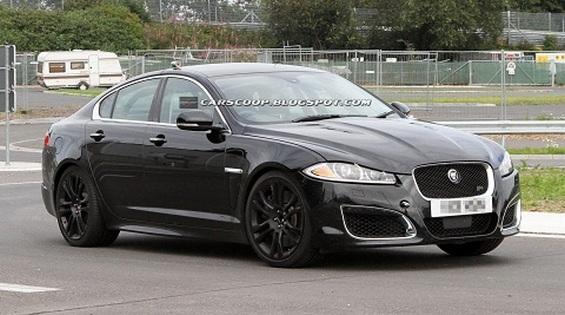 Jaguar-Working-on-XFR-S