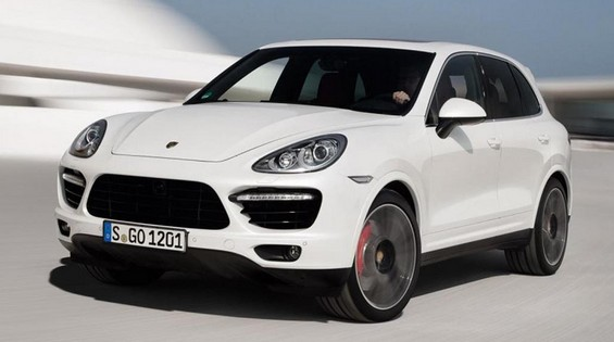 CAYENNE TURBO S