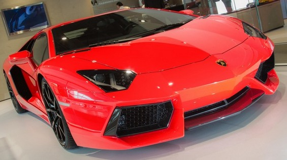 Lamborghini Aventador LP-700-4