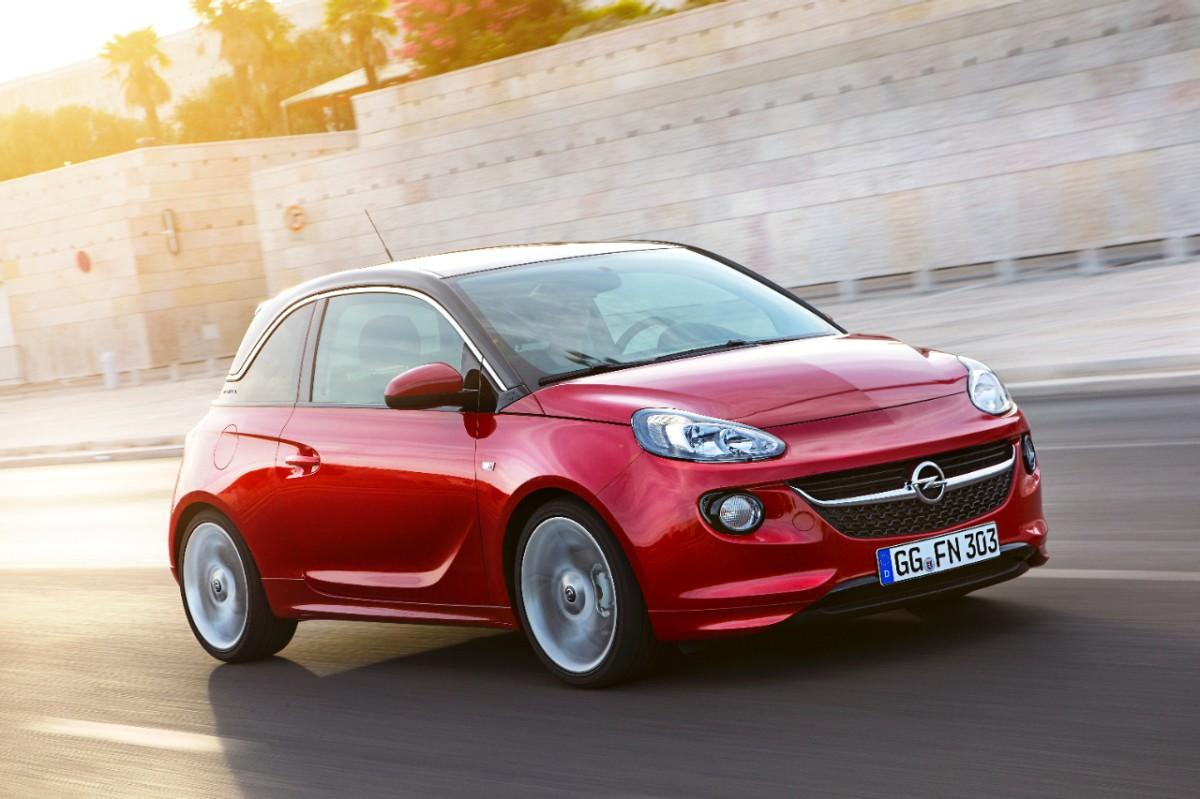 Opel Adam 1.4L Slam front2