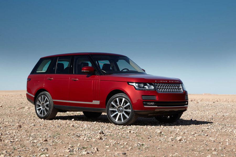 Range Rover 2013 Une