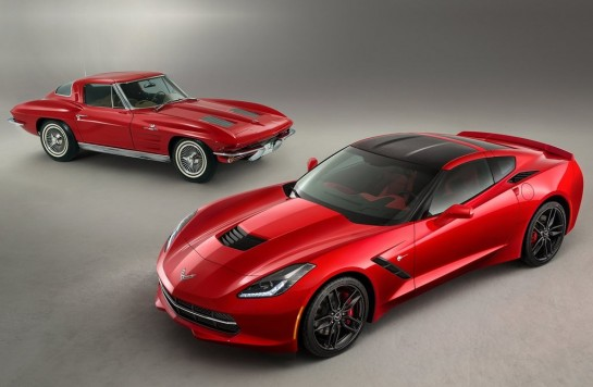 1321 Retour sur la Corvette Stingray : part I/II (vid)