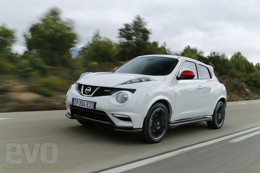 Nissan Juke Nismo 3_4 avant