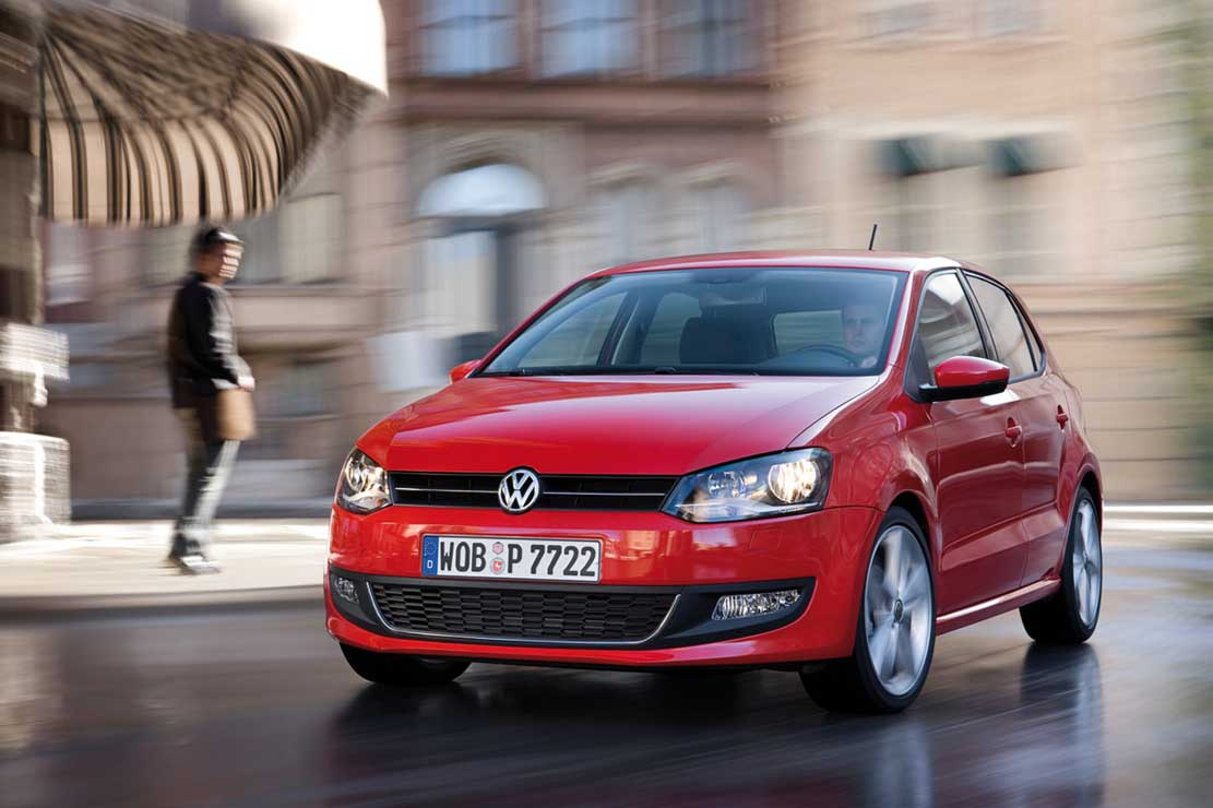 Volkswagen_Polo_1.2 TSI front