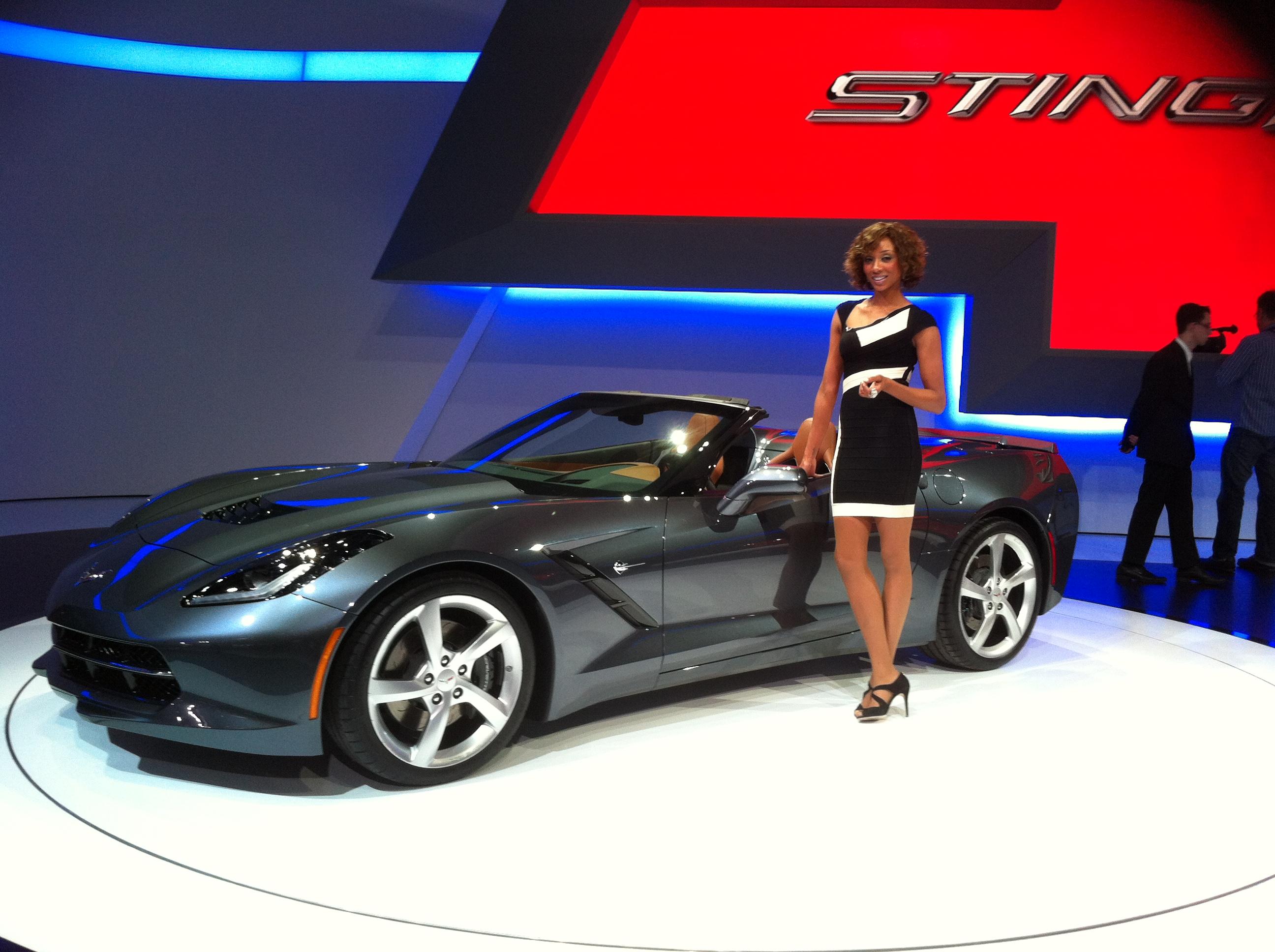 Corvette Stingray 1