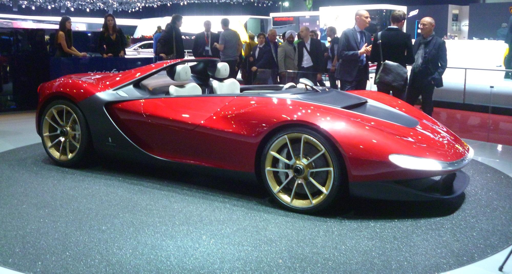 Pininfarina Sergio 2