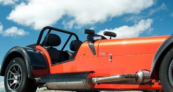 Caterham 485r