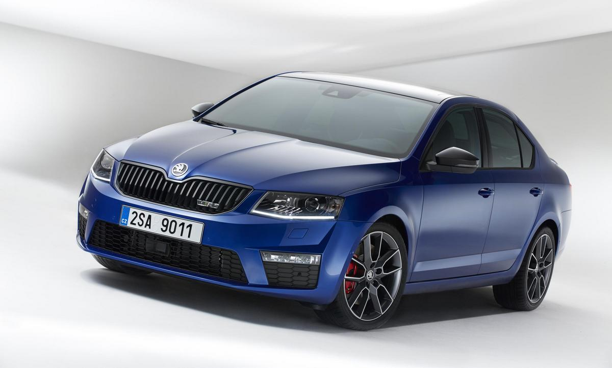 skoda octavia rs berline et break en surv tement speedfans. Black Bedroom Furniture Sets. Home Design Ideas