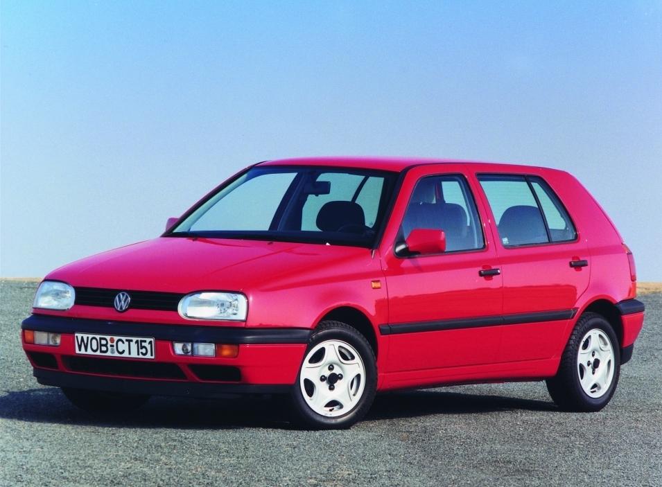 Volkswagen Golf 3.