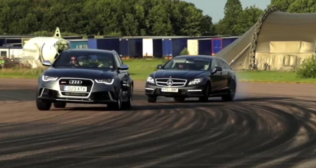RS6 vs CLS63