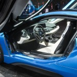 BMW i8 cockpit