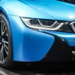 BMW i8 projecteur