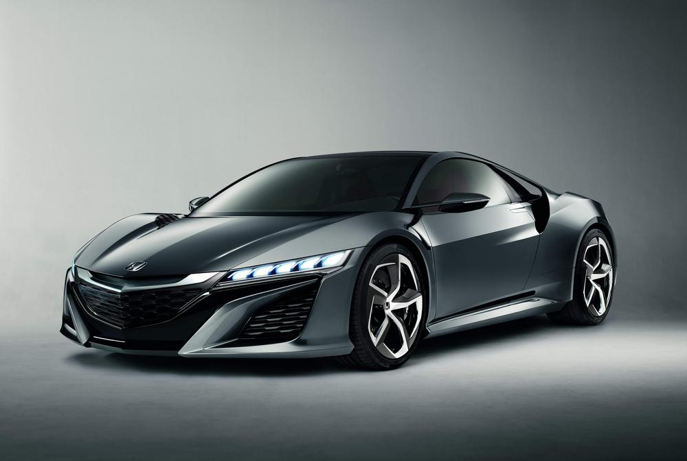NSX Concept(Honda model)_1