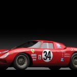 1964 Ferrari 250 LM chassis #6017 Photos (1)