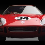 1964 Ferrari 250 LM chassis #6017 Photos (4)
