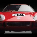 1964 Ferrari 250 LM chassis #6017 Photos (4)