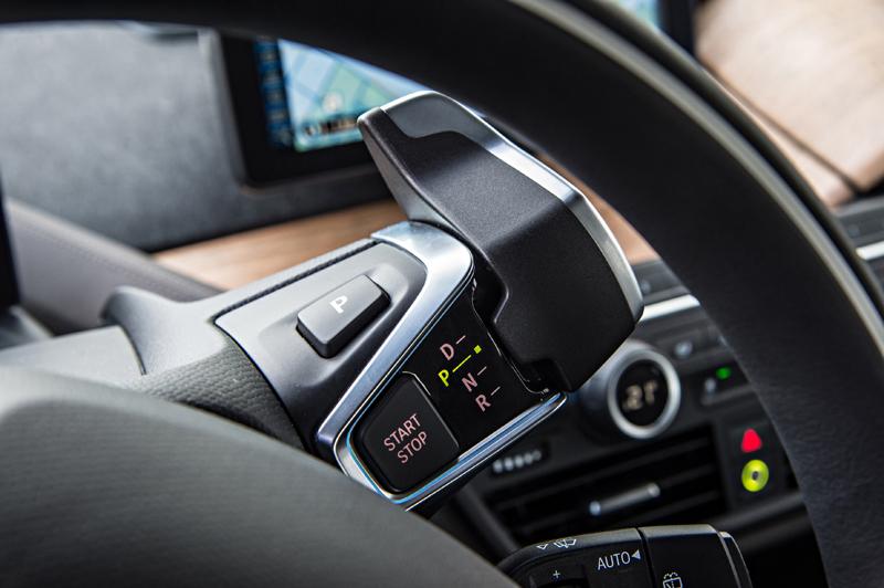 BMW-i3-levier