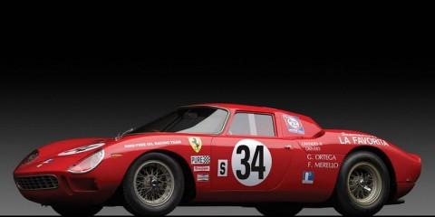 Ferrari 250 LM 5