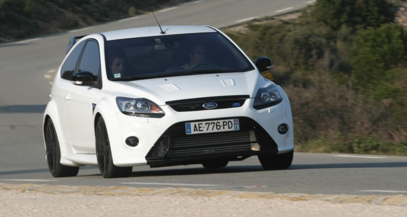 guide occasion ford focus ii rs speedfans. Black Bedroom Furniture Sets. Home Design Ideas