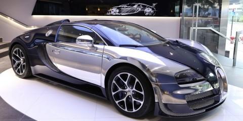 002_Bugatti_Hong Kong_Showroom