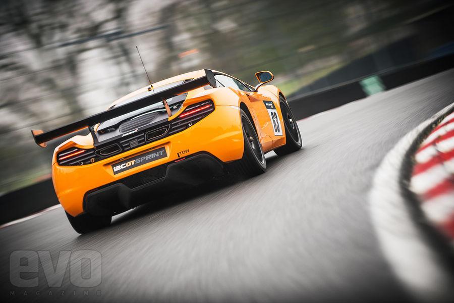 McLaren MP4 Sprint 2