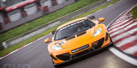 McLaren MP4 Sprint