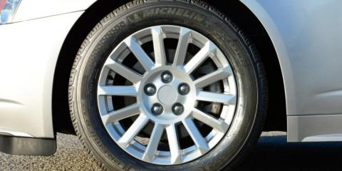Premier AS Tire Detail