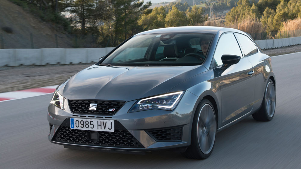 essai seat leon cupra 280 la totale speedfans. Black Bedroom Furniture Sets. Home Design Ideas