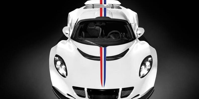 Hennessey Venom Gt World S Fastest Edition Trop Rapide