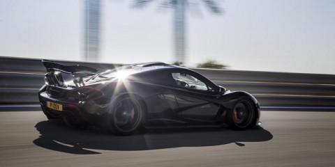 McLaren P1 Bahrain-445