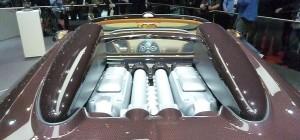 bugatti veyron grand sport vitesse Rembrandt moteur
