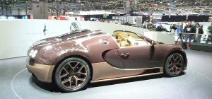 bugatti veyron grand sport vitesse Rembrandt profil
