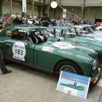 Une splendide Aston DB2-4