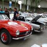 Une BMW 507, c'est 1,5 million d'euros : à piloter précautionneusement...