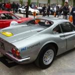 Dino 246 GT, une beauté à la cote délirante.