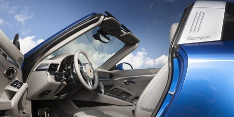 Embargo_1730_13_January_2014_Porsche_911_Targa_4_interior