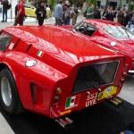 Etonnante, cette Ferrari 250 GT 'Breadvan', carrossée ainsi par Giotto Bizzarrini.