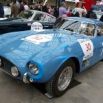 Oups, cette Ferrari 250 GT TDF a été abimée lors de son déchargement...