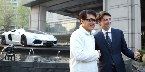 Lamborghini Aventador Jackie Chan (1)